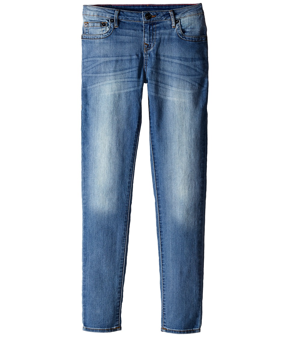True Religion Kids - Casey Skinny Jeans in Cielo (Big Kids) (Cielo) Girl's Jeans