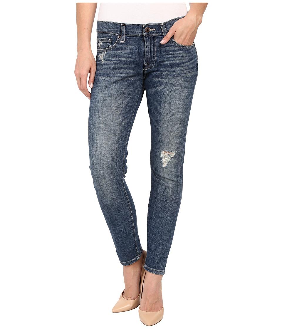 Lucky Brand - Sienna Slim Boyfriend in Crosby (Crosby) Women's Jeans