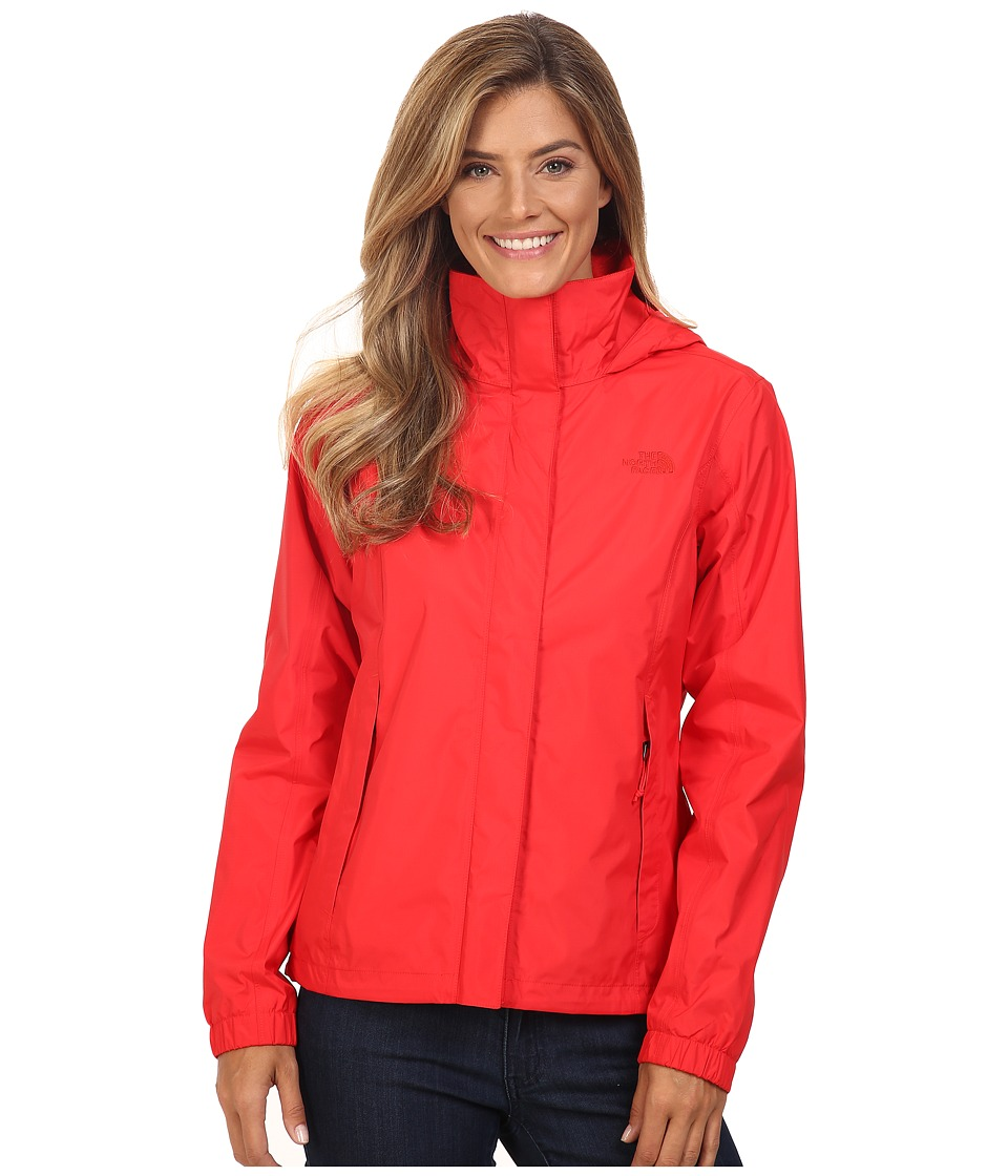 The North Face - Resolve Jacket (High Risk Red) Women's Coat