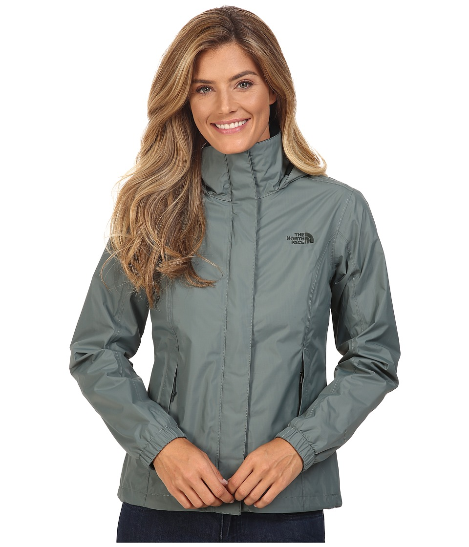 The North Face - Resolve Jacket (Balsam Green (Prior Season)) Women's Coat
