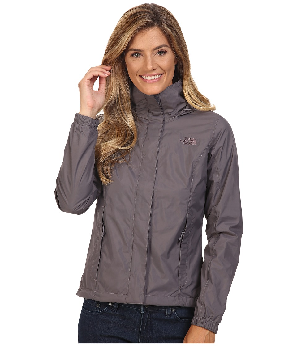 The North Face Resolve Jacket (Rabbit Grey) Women