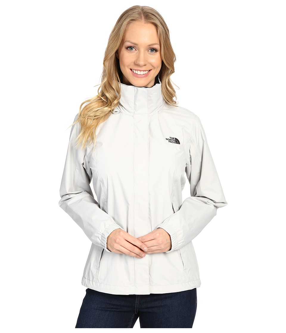 The North Face - Resolve Jacket (Lunar Ice Grey) Women's Coat