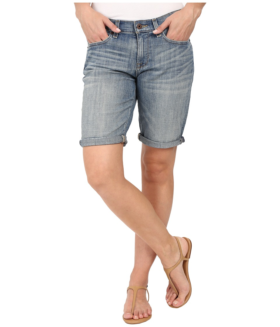 Lucky Brand - The Bermuda in Harbour (Harbour) Women's Shorts