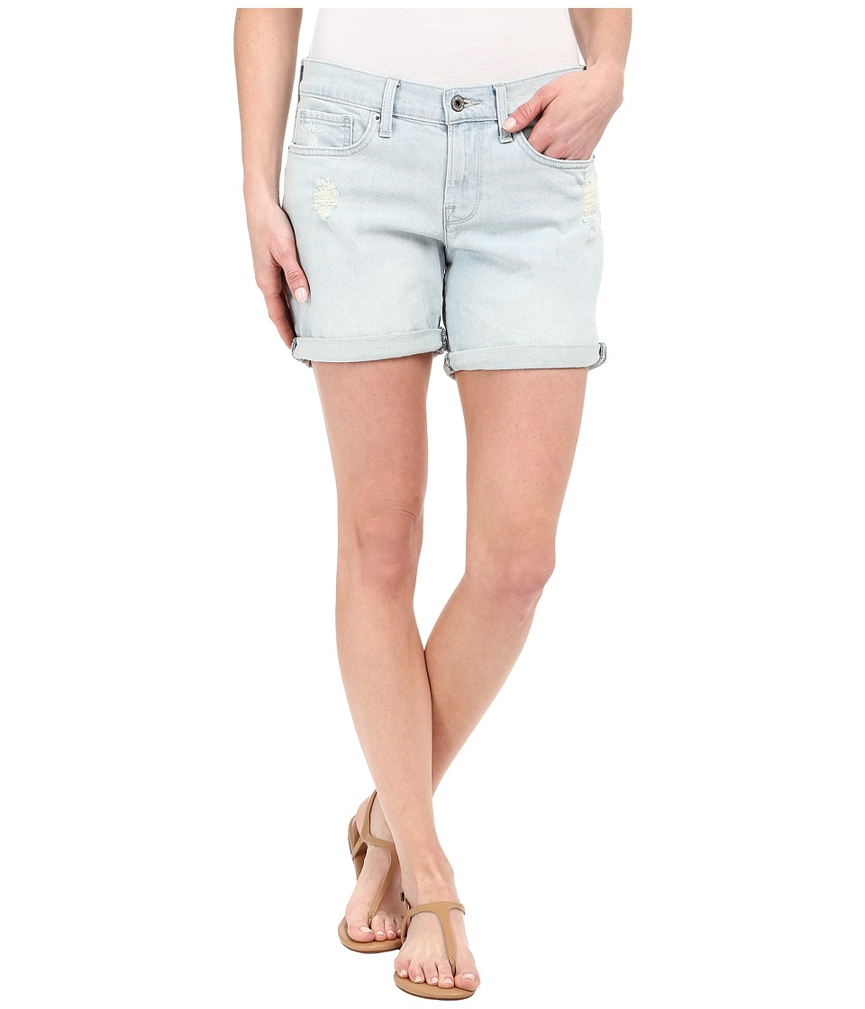 Lucky Brand - The Roll Up Shorts in Hatteras (Hatteras) Women's Shorts