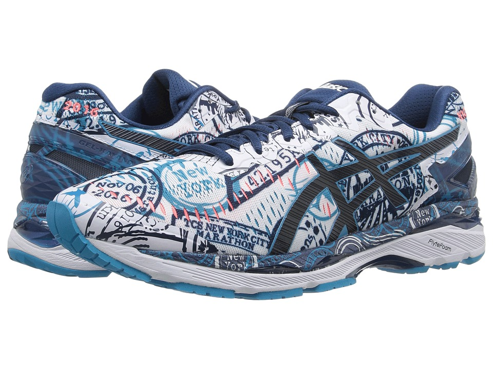 ASICS - Gel-Kayano(r) 23 NYC (Twenty/Six/Two) Men's Running Shoes