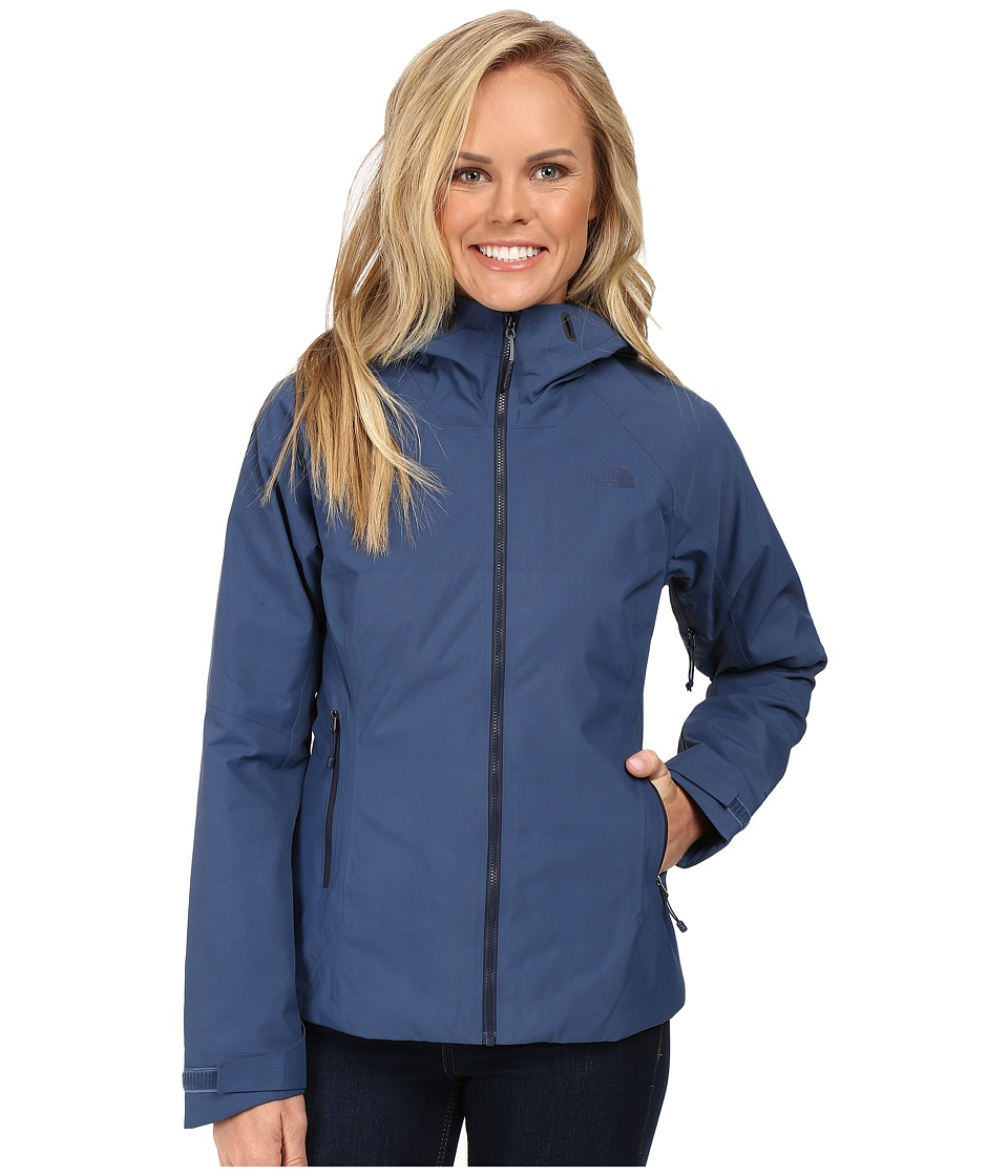 The North Face - FuseForm Apoc Insulated Jacket (Shady Blue Fuse) Women's Coat