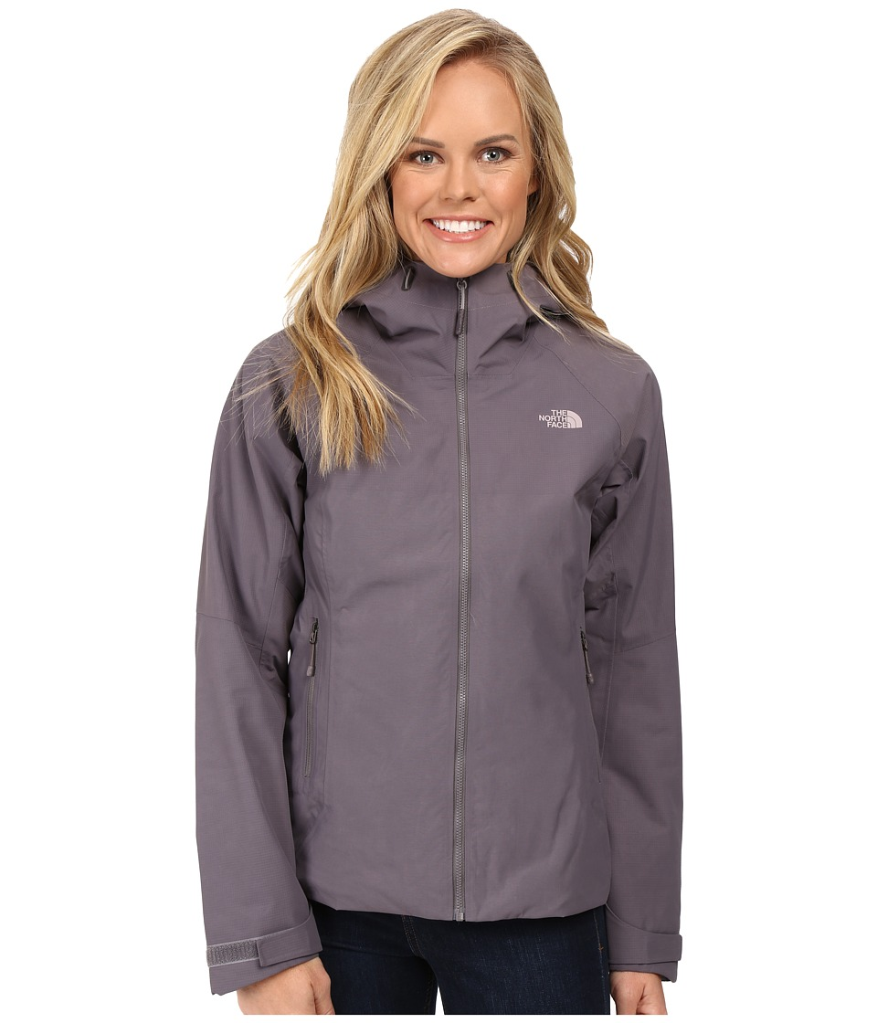 The North Face - FuseForm Apoc Insulated Jacket (Rabbit Grey Fuse) Women's Coat