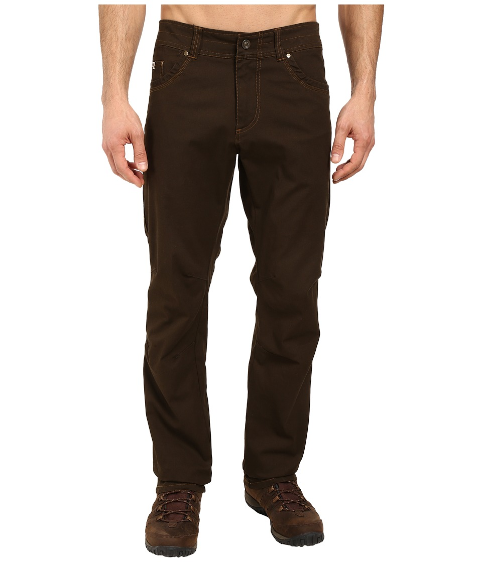 KUHL - Kanvus Jeans (Dark Roast) Men's Jeans