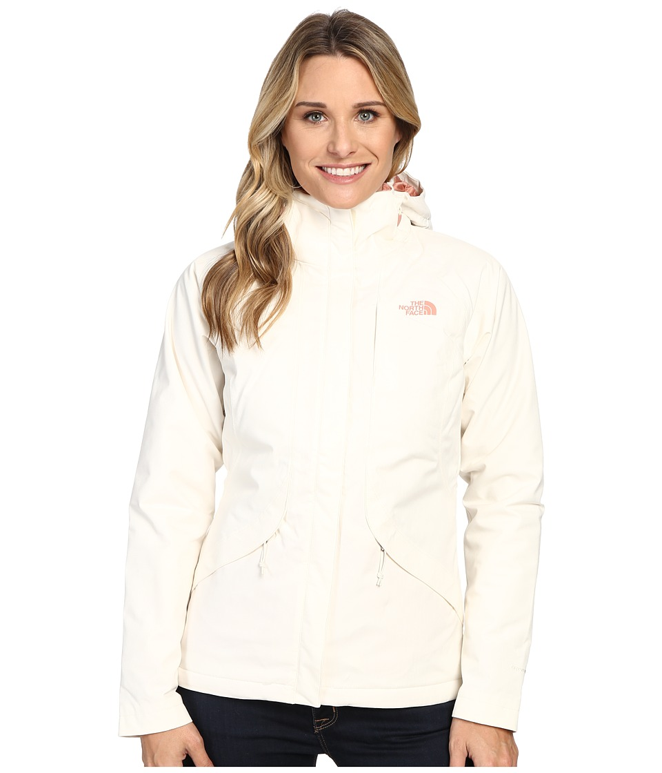 The North Face - Inlux Insulated Jacket (Vintage White) Women's Jacket