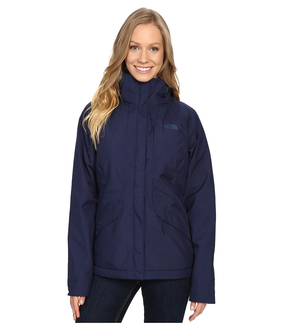 The North Face - Inlux Insulated Jacket (Cosmic Blue) Women's Jacket