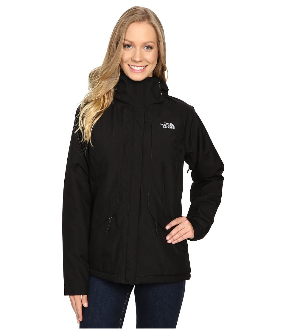 The North Face - Inlux Insulated Jacket (TNF Black) Women's Jacket