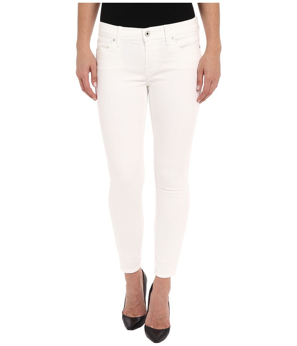 Lucky Brand - Brooke Ankle Skinny in White Cap (White Cap) Women's Jeans
