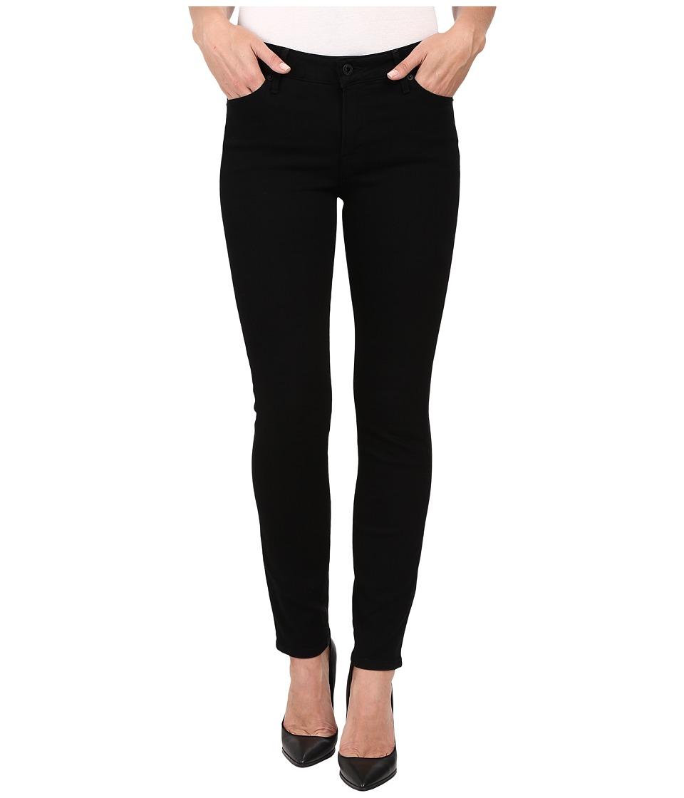 Lucky Brand - Hayden Skinny in Black (Black) Women's Jeans