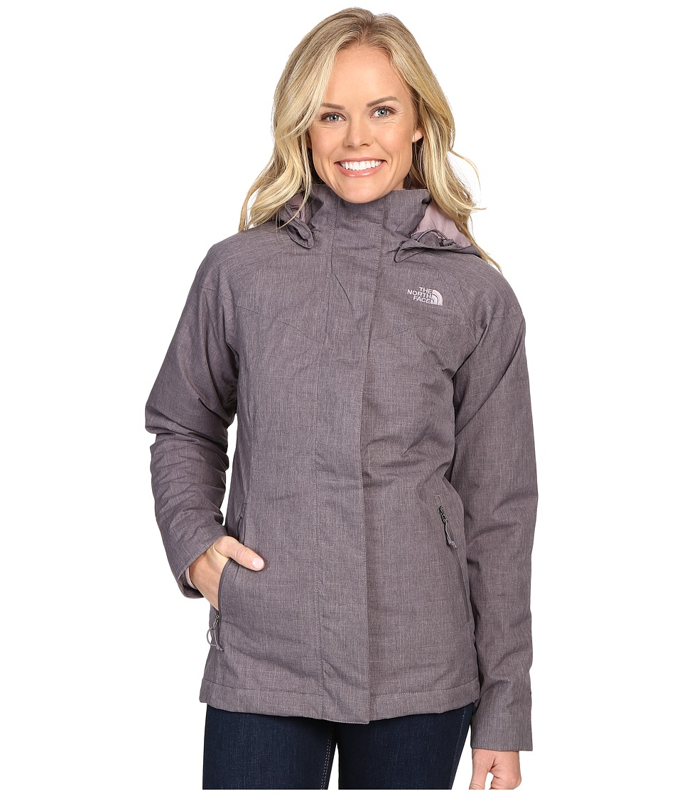 The North Face - Kalispell Triclimate Jacket (Rabbit Grey Heather) Women's Coat