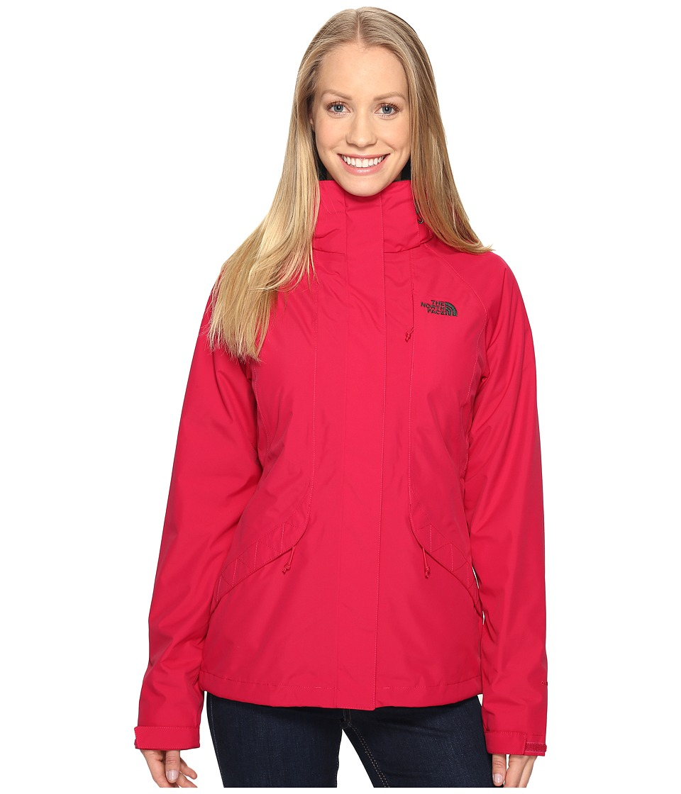 The North Face - Boundary Triclimate(r) Jacket (Cerise Pink (Prior Season)) Women's Coat