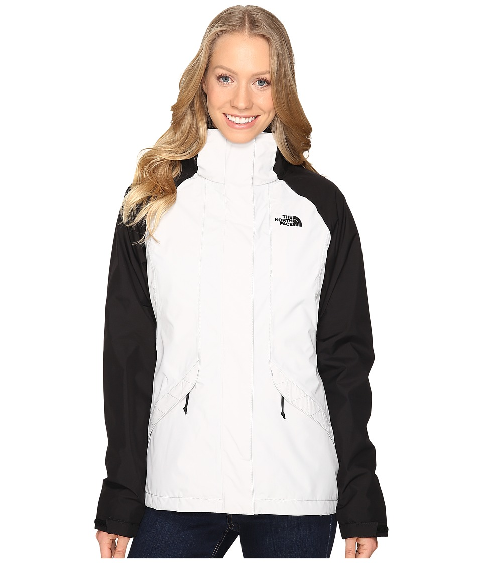 The North Face Boundary Triclimate Jacket (Lunar Ice Grey/TNF Black) Women