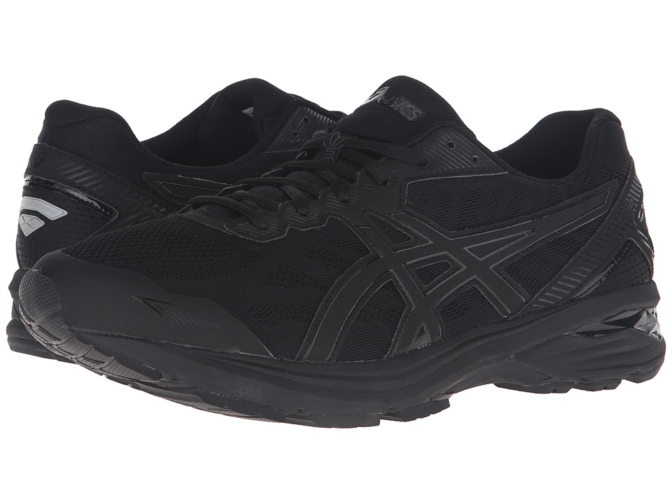 ASICS - GT-1000 5 (Black/Onyx/Black) Men's Running Shoes