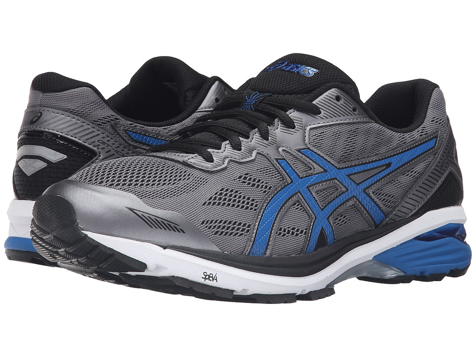 ASICS - GT-1000 5 (Carbon/Imperial/Black) Men's Running Shoes