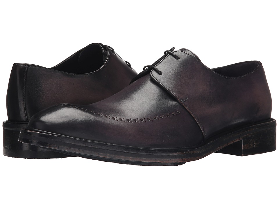 Messico - Edgar (Vintage Grey Leather) Men's Shoes