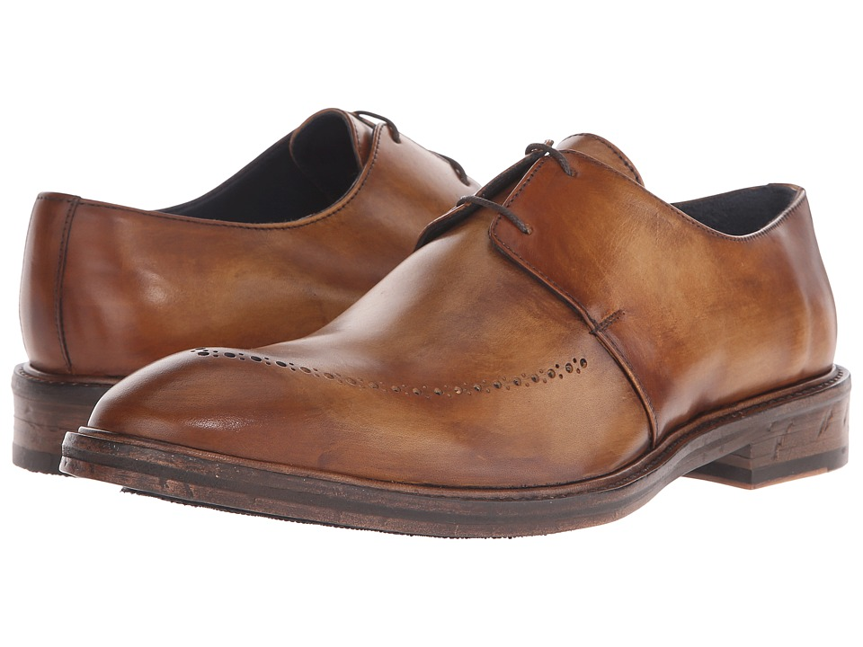 Messico - Edgar (Vintage Honey Leather) Men's Shoes