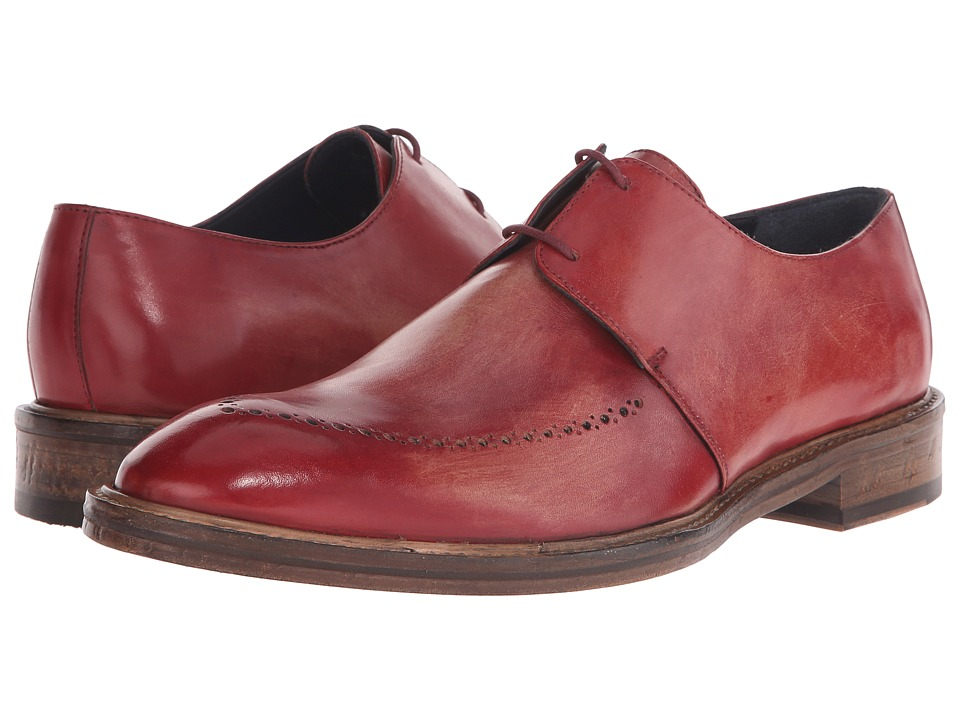 Messico - Edgar (Vintage Cherry Leather) Men's Shoes