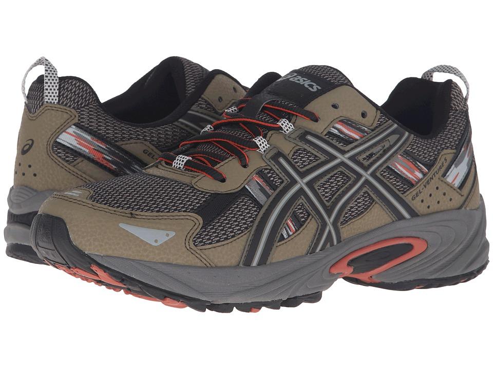 ASICS - Gel-Venture(r) 5 (Dusky Green/Black/Cinnamon) Men's Running Shoes