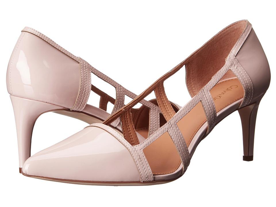 Calvin Klein - Carice (Dancer Pink Patent) Women