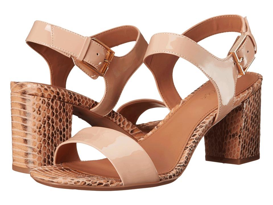 Calvin Klein - Cimi (Sandstorm Patent) High Heels