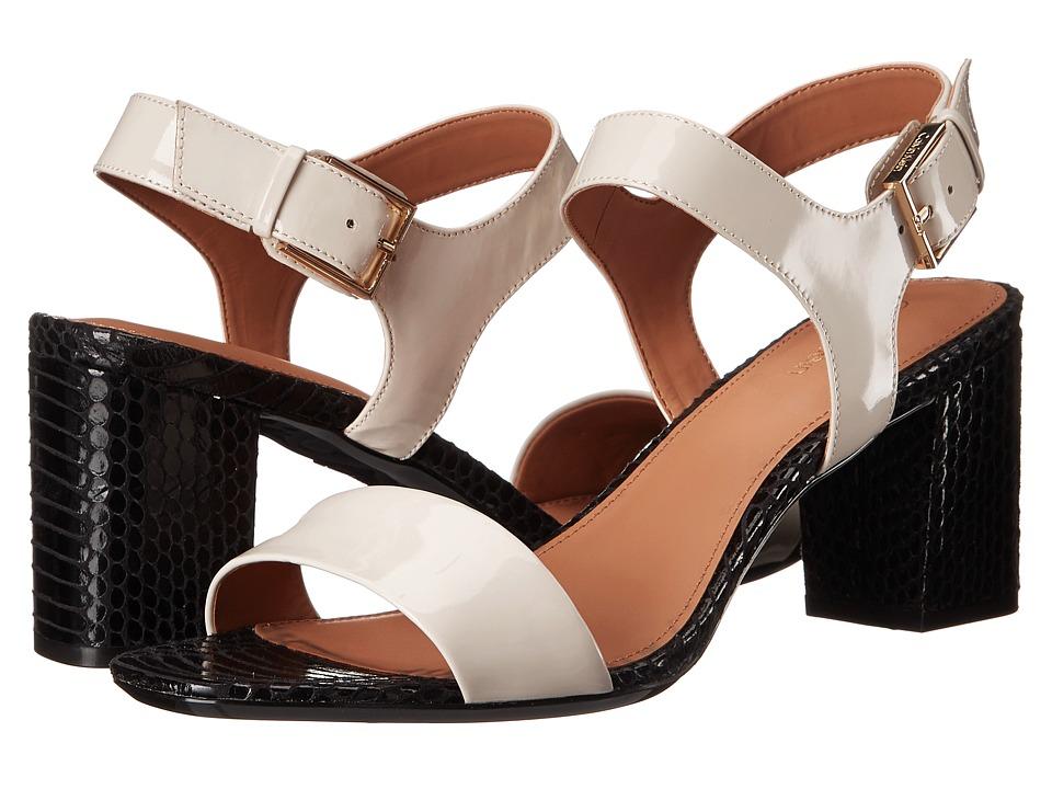 Calvin Klein - Cimi (Soft White Patent) High Heels