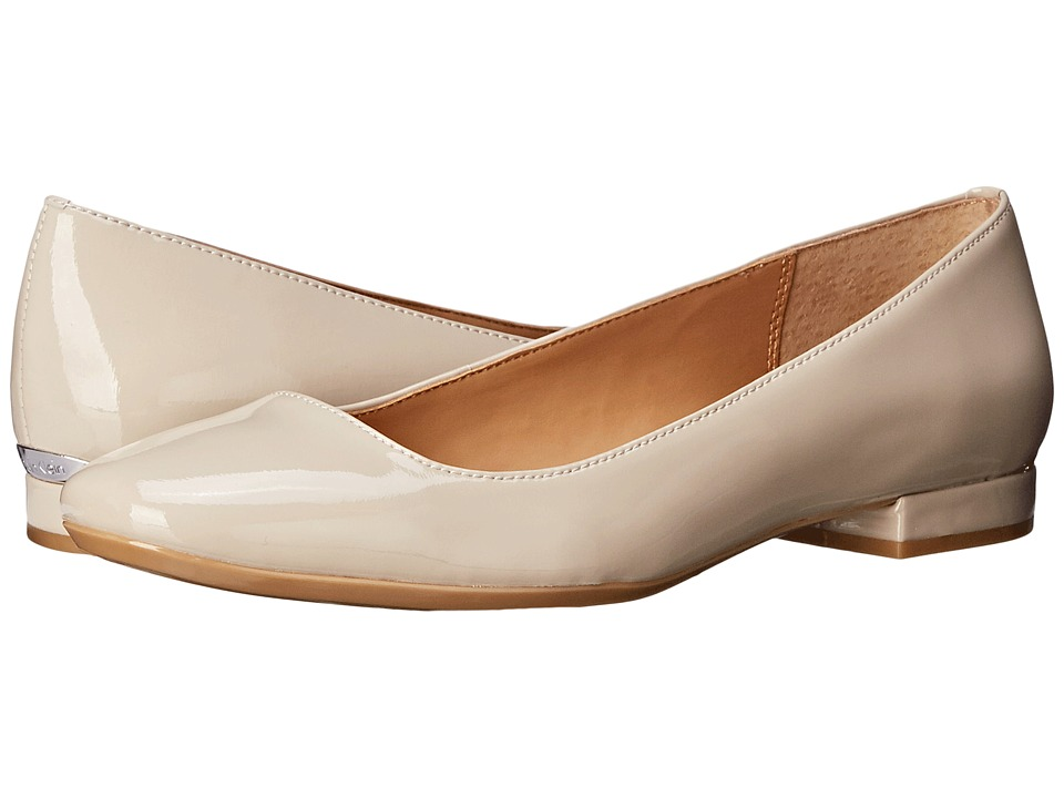 Calvin Klein - Felice (Cocoon Patent) Women's Flat Shoes