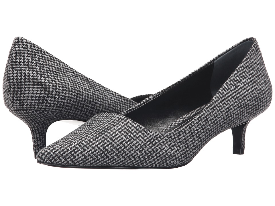 Charles by Charles David - Drew (Grey Fabric) Women's 1-2 inch heel Shoes