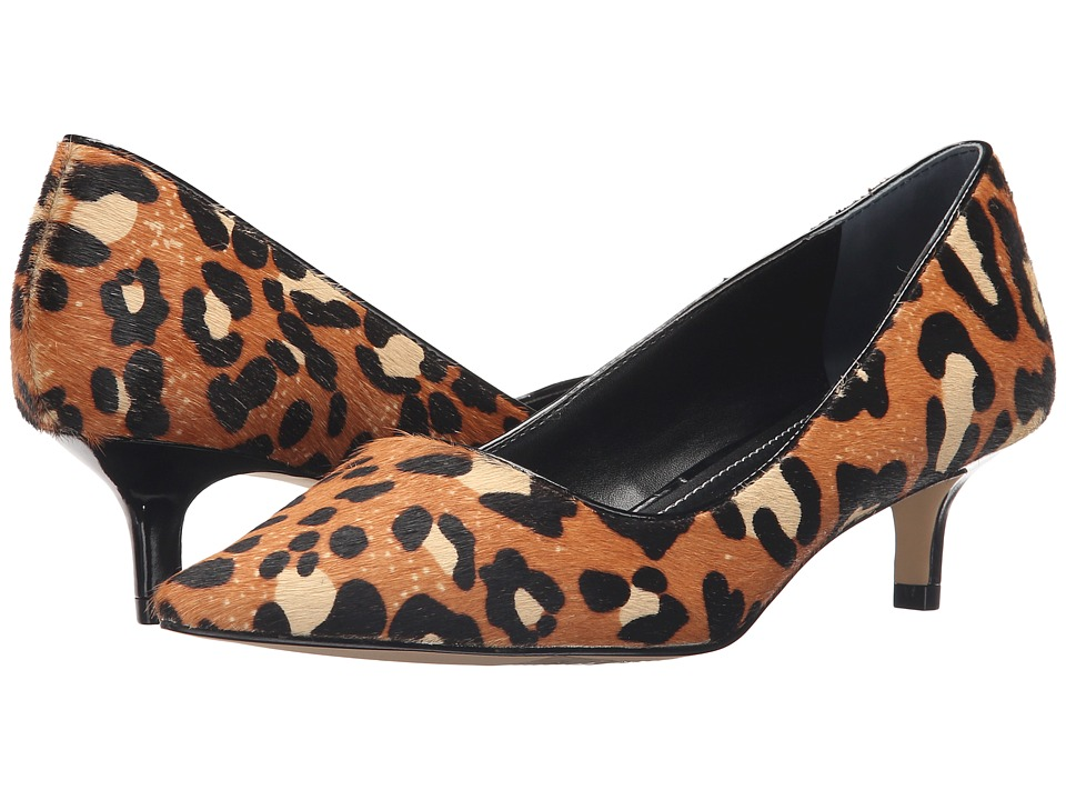 Charles by Charles David - Drew (Natural Leopard) Women's 1-2 inch heel Shoes