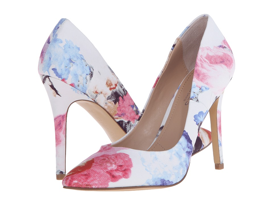 Charles by Charles David - Pact (White Candy Multi) High Heels