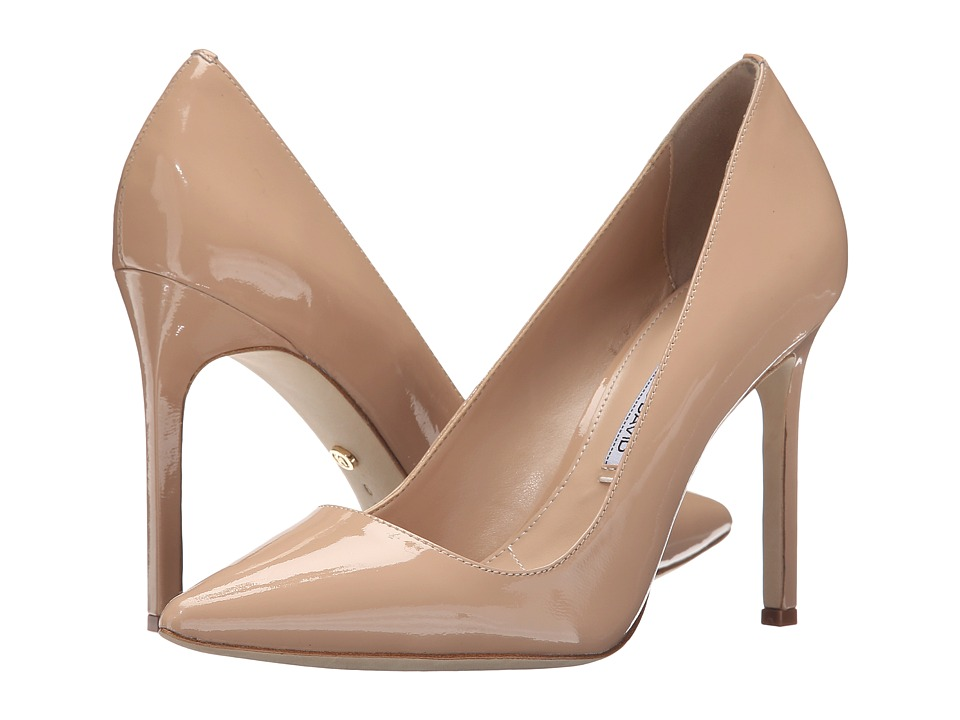 Charles David - Caterina (Nude Patent) High Heels