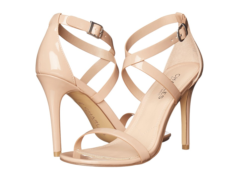 Charles by Charles David - Rookie (Nude Patent) High Heels