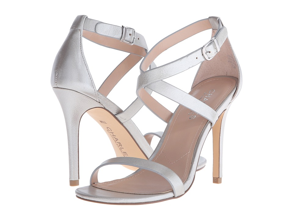 Charles by Charles David - Rookie (Silver Metallic) High Heels