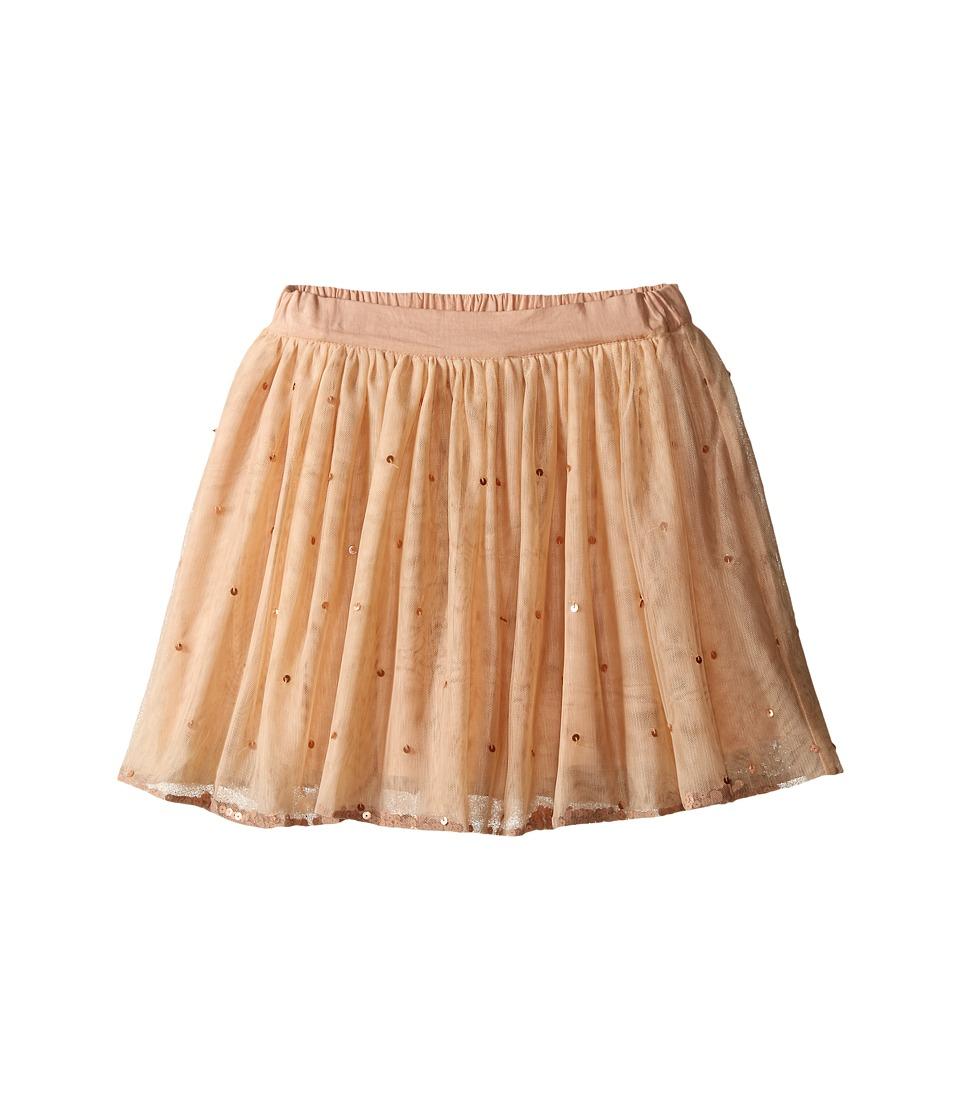 Stella McCartney Kids - Lottie Sequined Tulle Skirt (Toddler/Little Kids/Big Kids) (Pink) Girl's Skirt