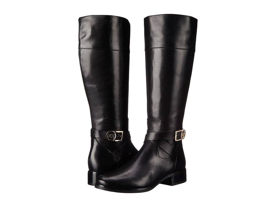 MICHAEL Michael Kors - Bryce Tall Boot (Black) Women