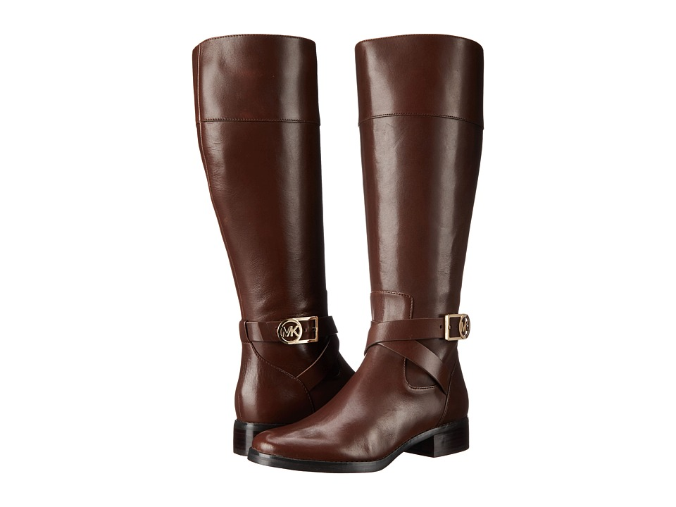 MICHAEL Michael Kors - Bryce Tall Boot (Mocha) Women