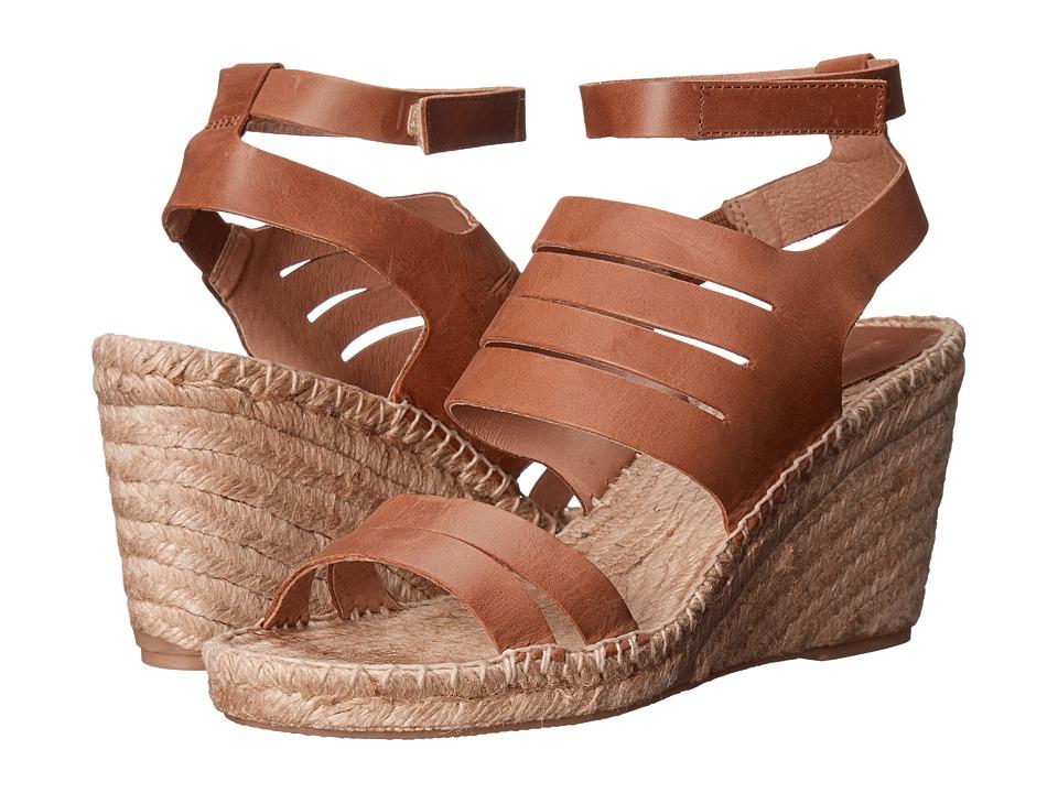 Charles David - Ona (Cognac Leather) Women's Sandals