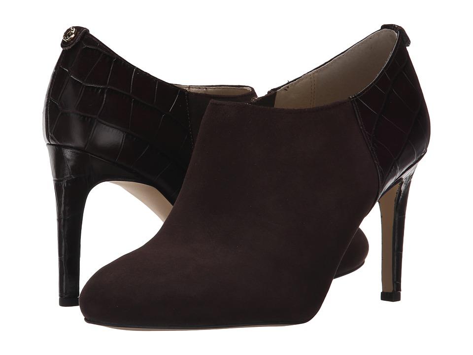 MICHAEL Michael Kors - Sammy Ankle Boot (Coffee) Women