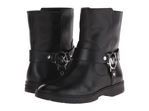 MICHAEL Michael Kors - Fulton Biker Bootie (Black) Women's Boots