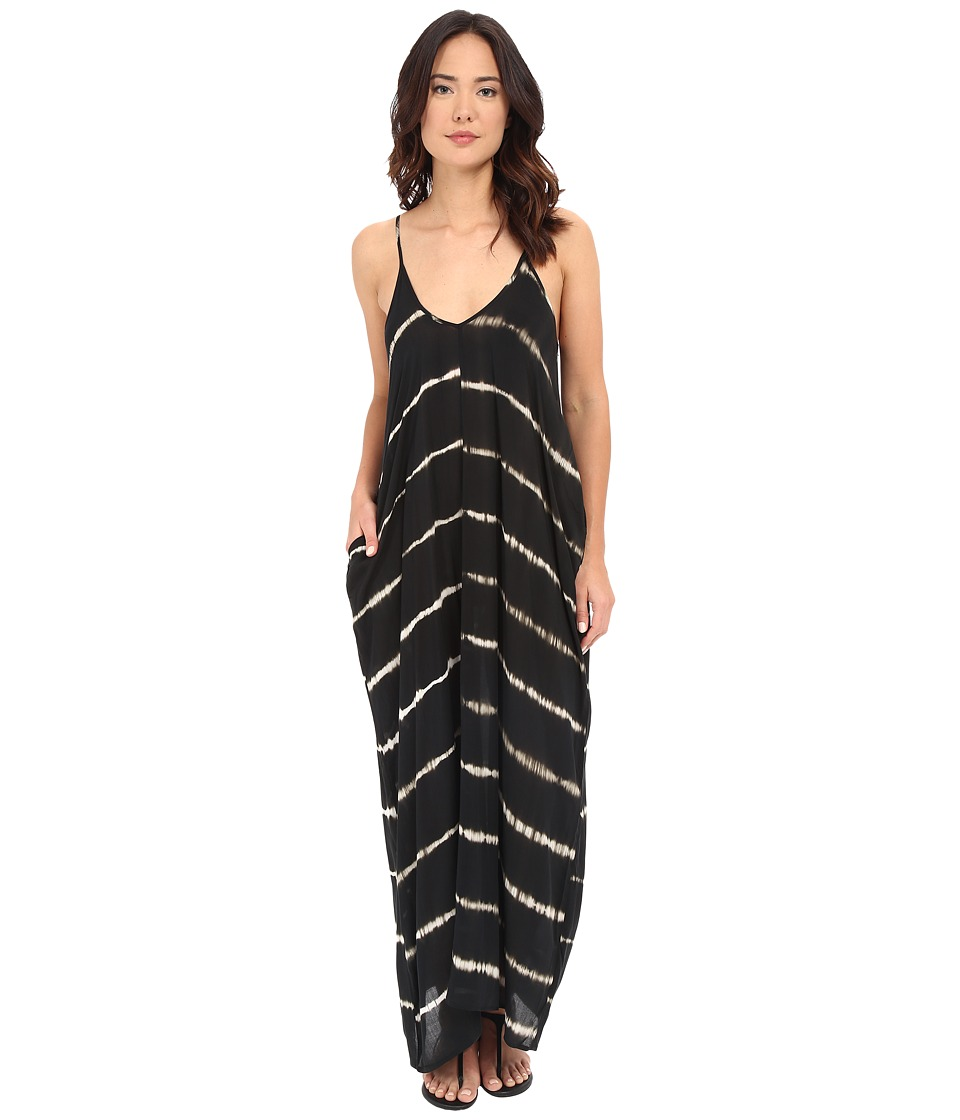 Brigitte Bailey - Alvera Dress (Black/White) Women's Dress