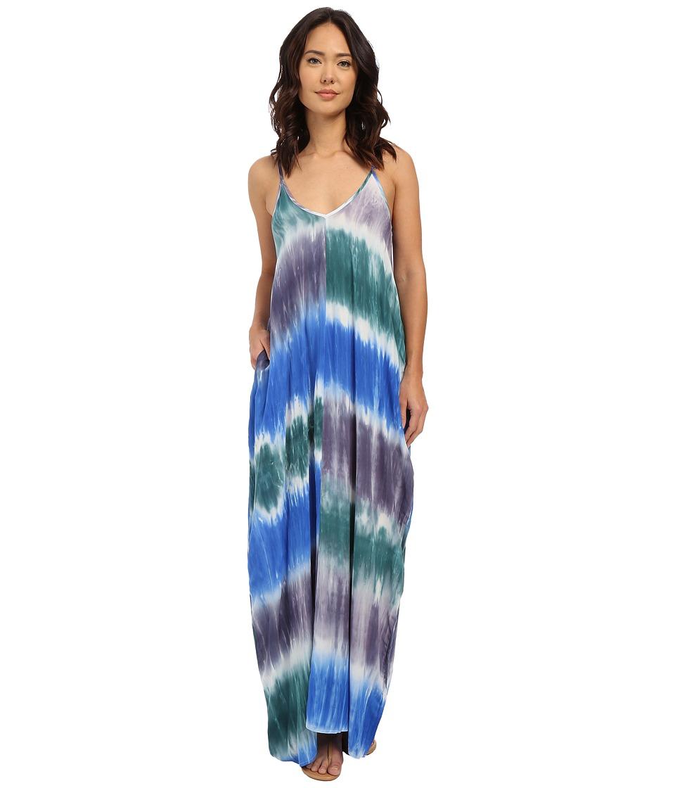 Brigitte Bailey - Alvera Dress (Blue Multi) Women's Dress