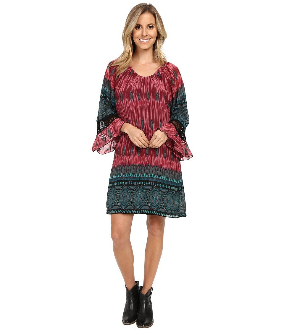 Scully - Eiron's Flirty Dress (Plum) Women's Dress