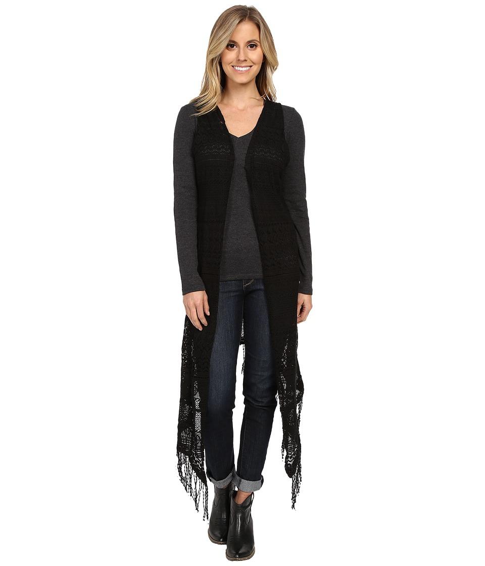 Scully - Neri Vest (Black) Women's Vest