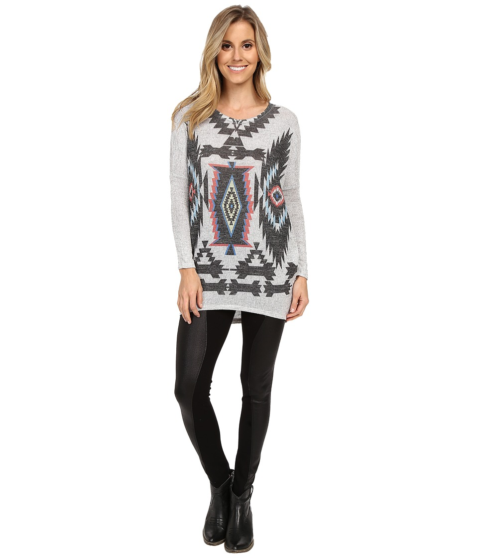 Scully - Sidone Lightweight Sweater (Black) Women's Sweater