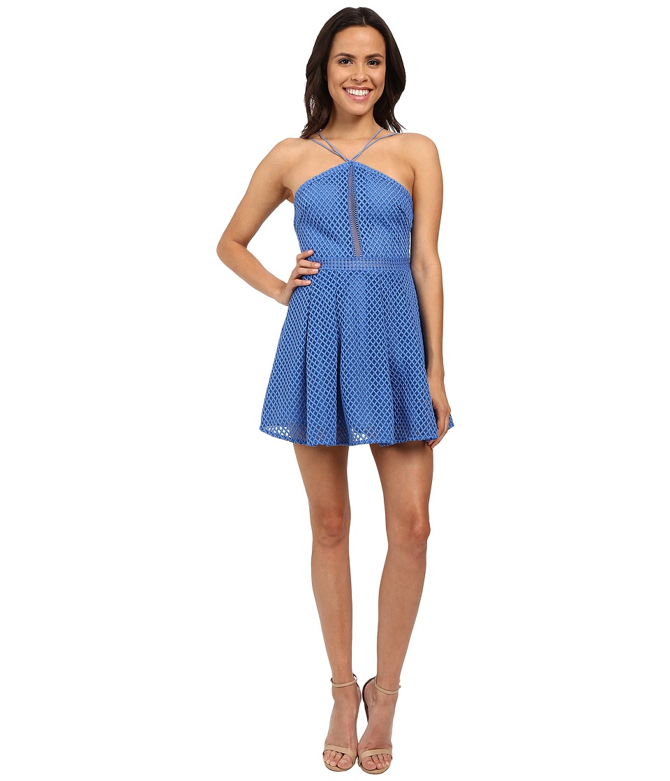 StyleStalker - Monroe Dress (Aster Blue) Women's Dress
