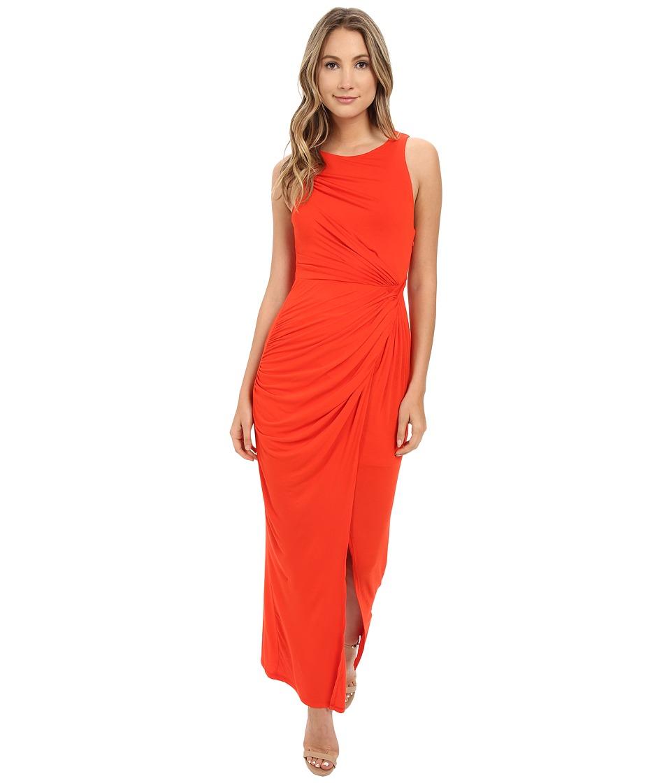 StyleStalker - Harlem Maxi (Persimmon) Women's Dress