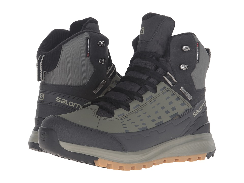 Salomon Ka po Mid CS WP 2 (Tempest/Asphalt/Dark Titanium) Men